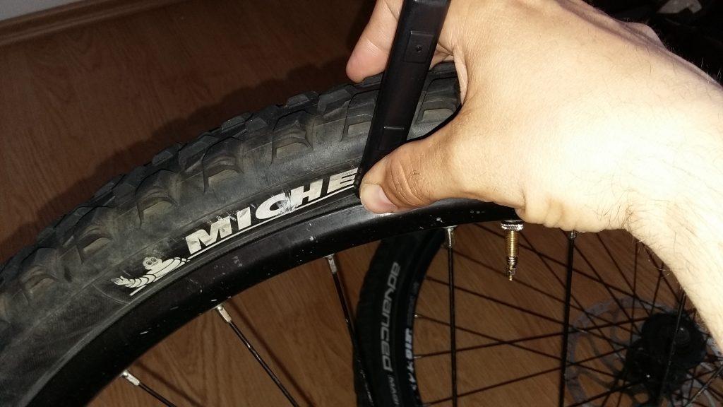 Nasadzovanie pneumatík