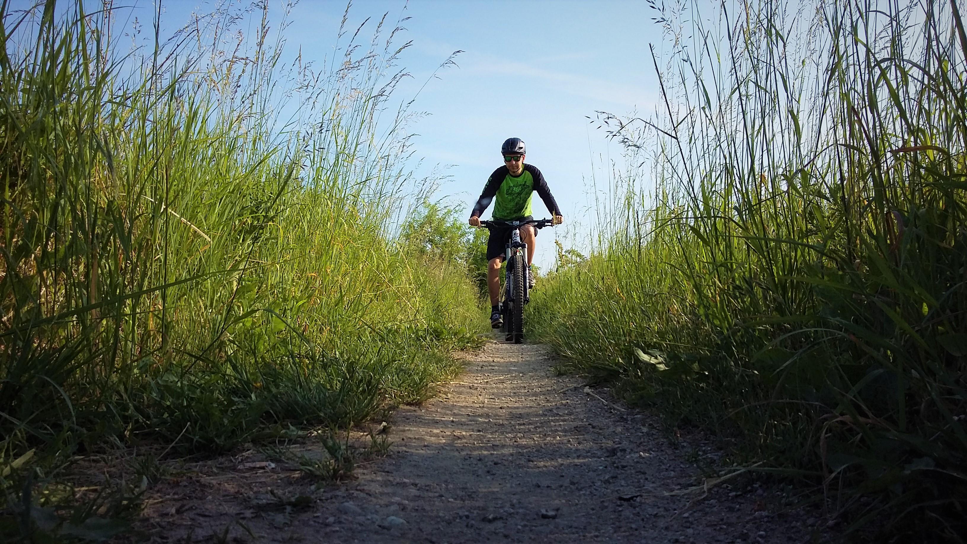 Máj na horskom bicykli - www.bicyklizmus.sk