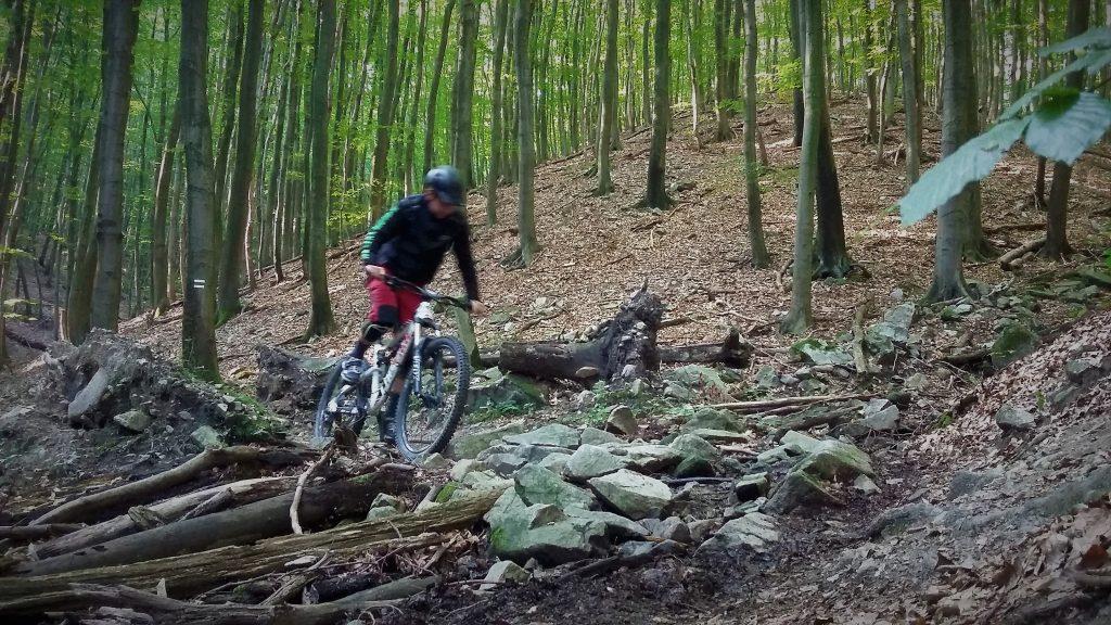 Trail pod Dračí hrádok preverí schopnosti