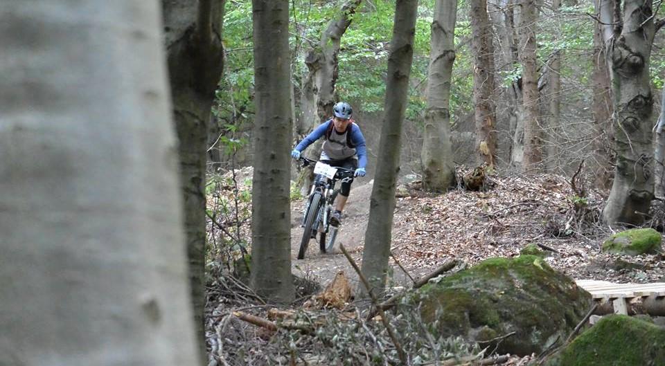 Na začiatku mesiaca ešte závodne - Veľká Lehôtka bikefest foto M. Rajnoha