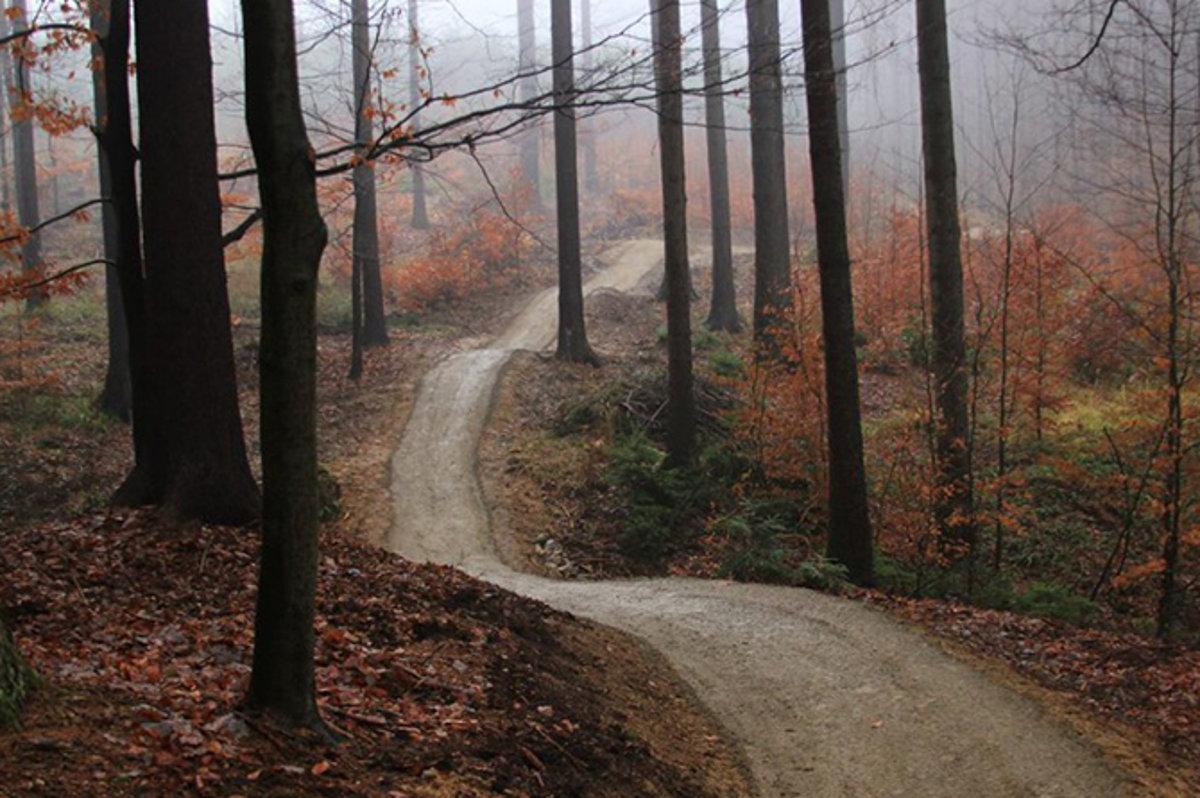 Ako by mal flow trail vyzerať