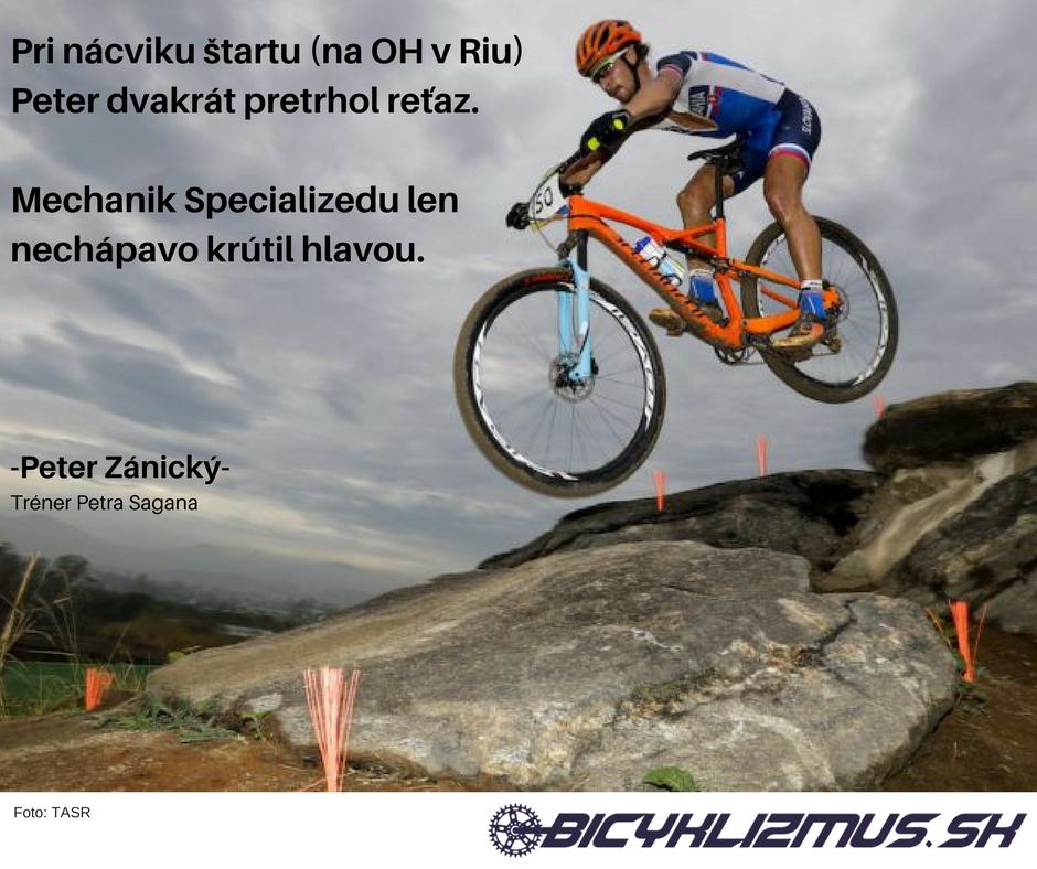 citát - Peter Sagan na www.bicyklizmus.sk