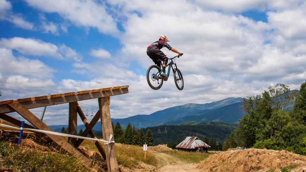 Bikepark Mýto pod Ďumbierom – kopec zábavy na Horehroní